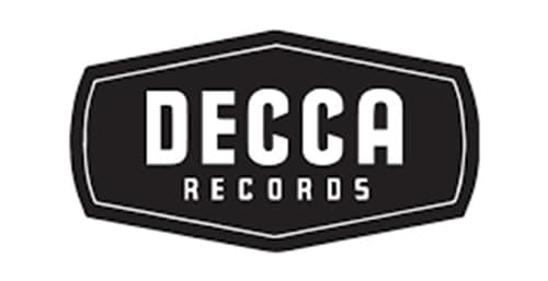 logo decca records