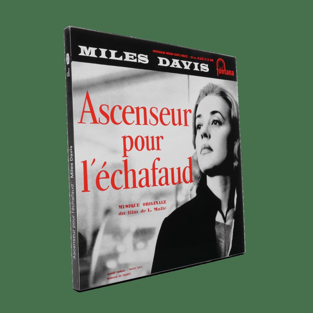 Miles Davis Ascenseur pour l'échafaud cadre iiconi