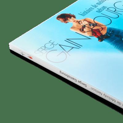 Serge Gainsbourg Histoire de Melody Nelson cadre iiconi