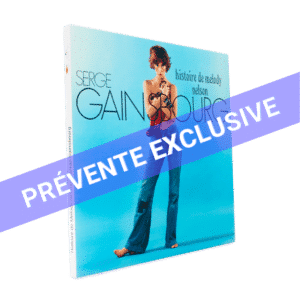 Serge Gainsbourg Histoire de Melody Nelson cadre et application iiconi