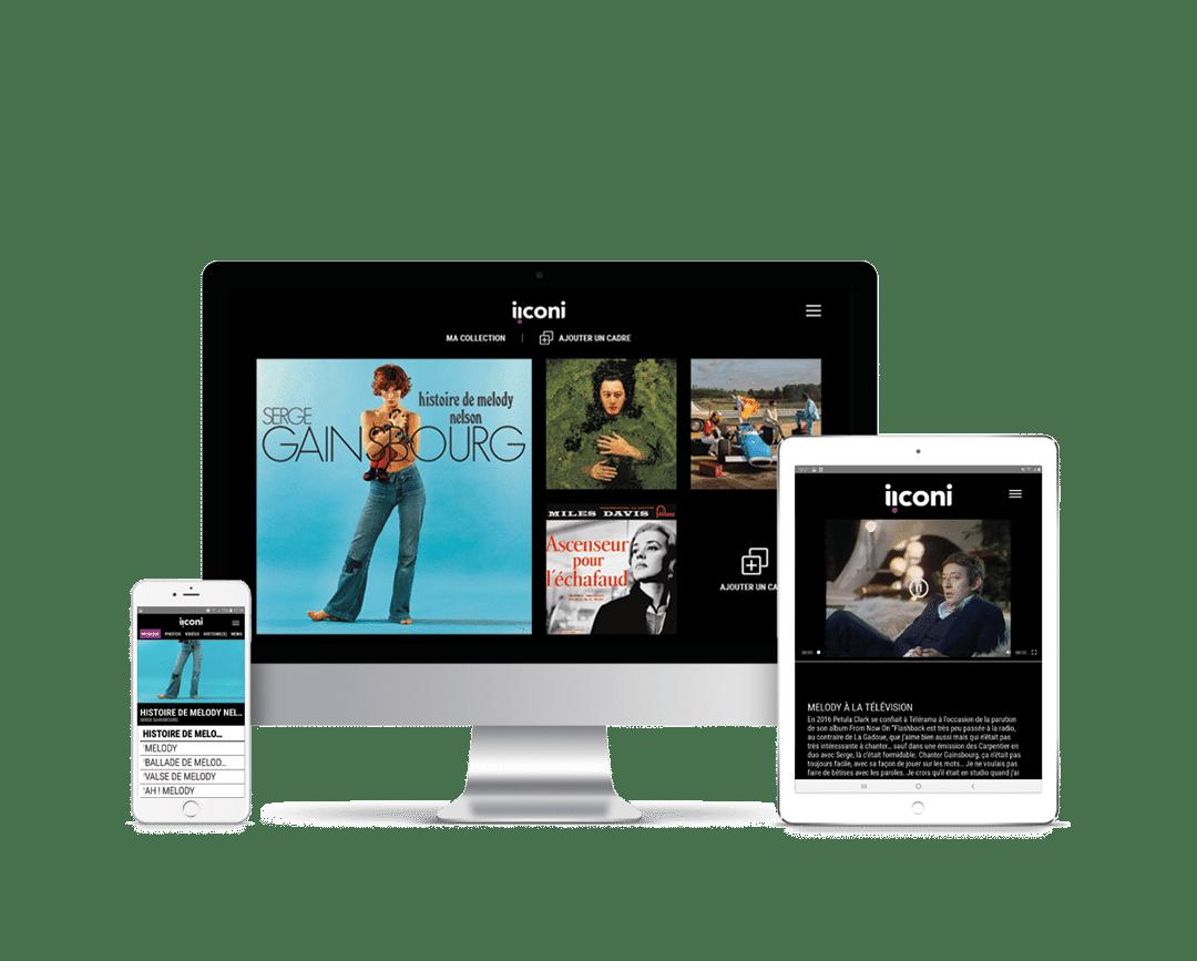 application iiconi