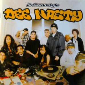 Couverture de l'album Dee Nasty de Deenastyle